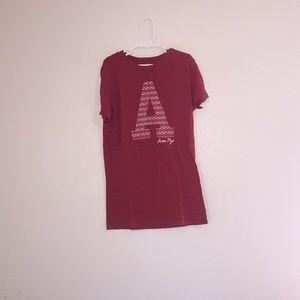 Aeropostale Short Sleeve Brand Big T-shirt 😝!